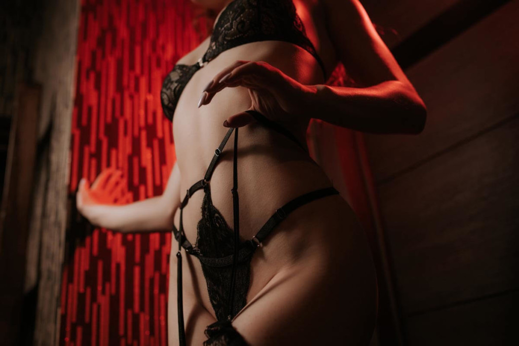 эротический массаж в салоне