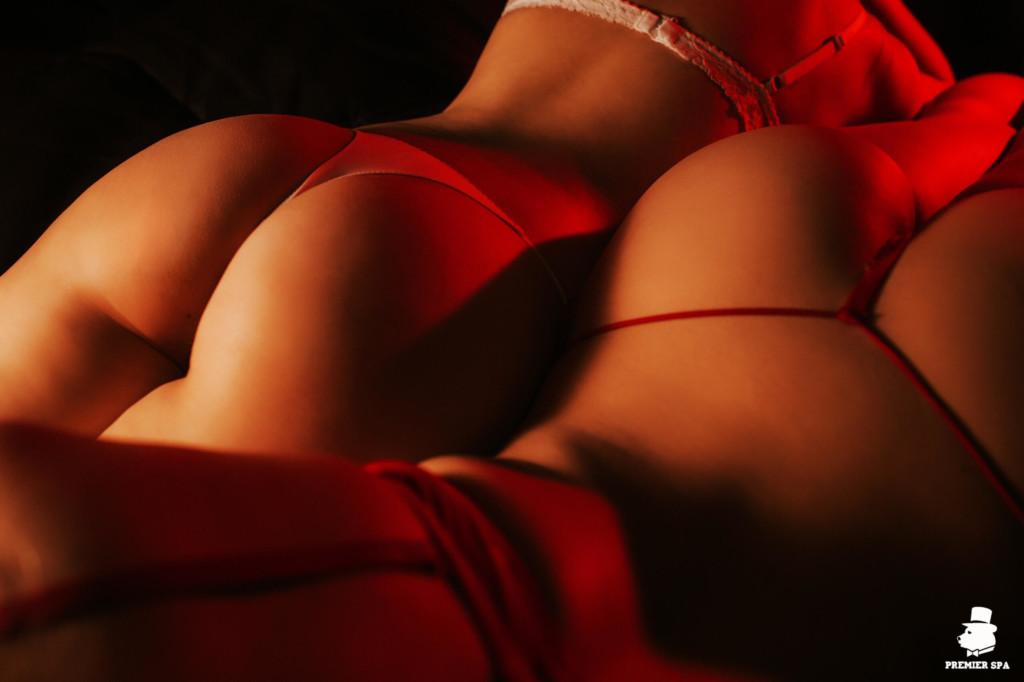 Двойная откровенность: эротический массаж для пар